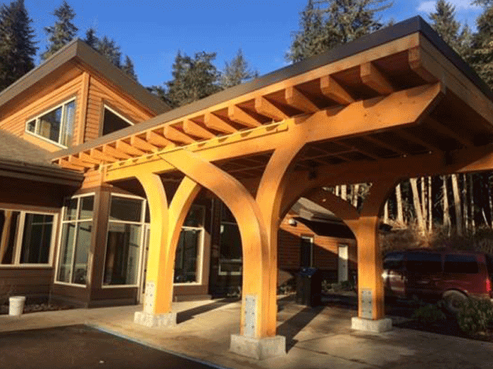 Hoonah Clinic Project